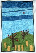 Happy Fall Apple Orchard 2  SOLD